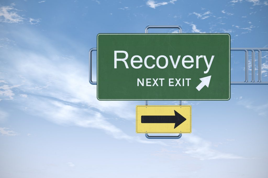 road to recovery after a substance abuse intervention