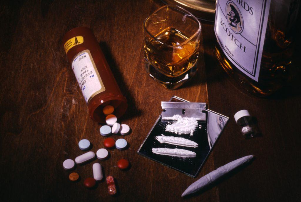 Alberta treatment centre drugs