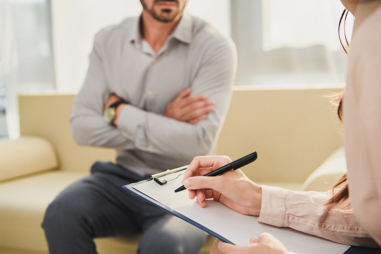 hire a professional interventionist