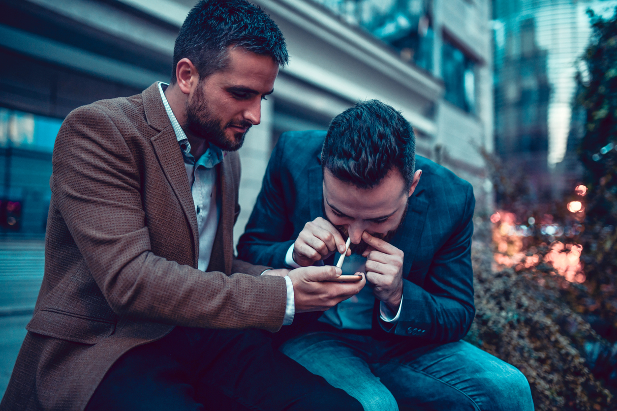 convincing an addict to go to rehab