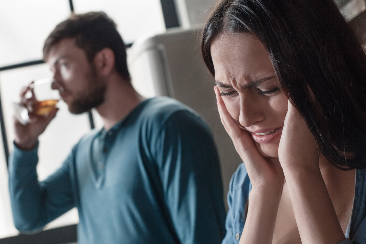 effects of living with alcoholic spouse